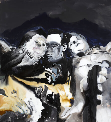 Maya Bloch, 'Untitled (3 Figures)', 2011