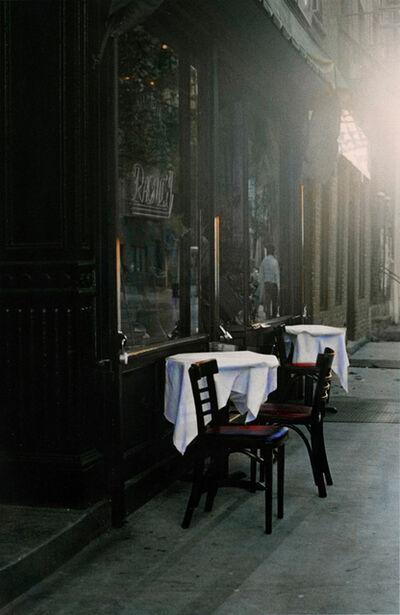 Ann Rhoney, 'Raoul's, New York', 1992