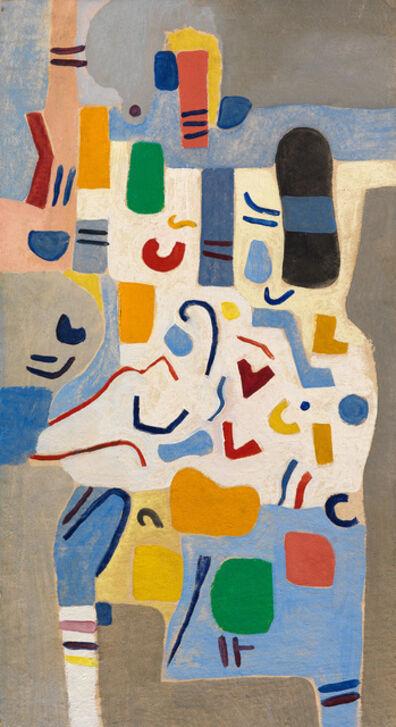 Caziel, 'Composition 1967.3 (Pesto)', 1967