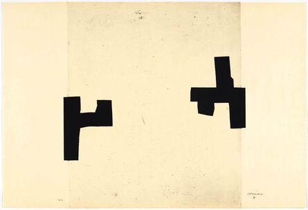 Eduardo Chillida, 'Leku III', 1970