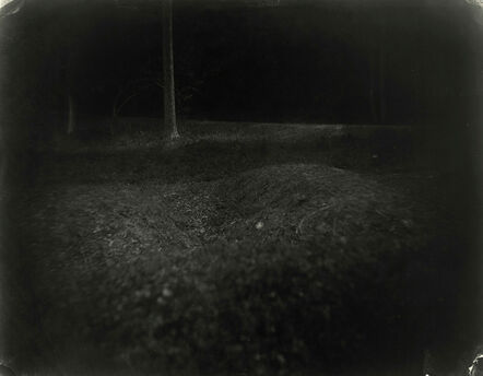 Sally Mann, 'Battlefields, Antietam (Trenches)', 2001