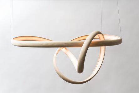 John Procario, 'Freeform Series Light Sculpture XVII, USA', 2020