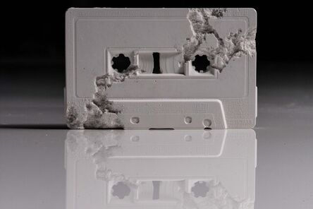 Daniel Arsham, 'Future Relic 04: Cassette Tape', 2015