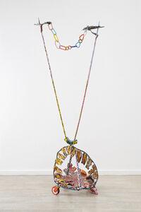 Nancy Graves, 'Entomon', 1985