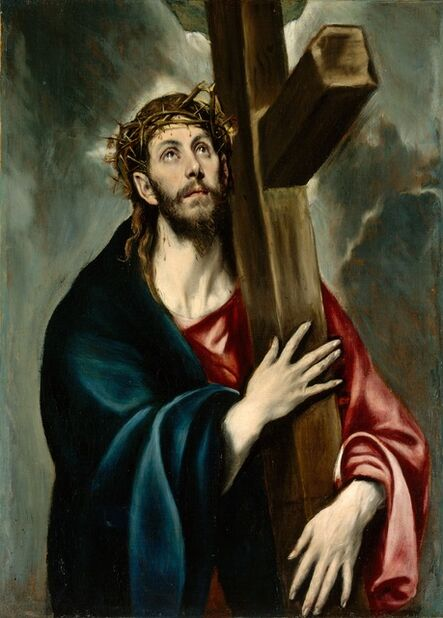 El Greco, 'Christ Carrying the Cross', 1580-1585