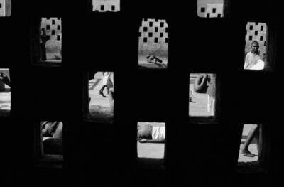 Chris Steele Perkins, 'Courtyard of the mental hospital run by the Edhi Foundation, Karachi', 1997