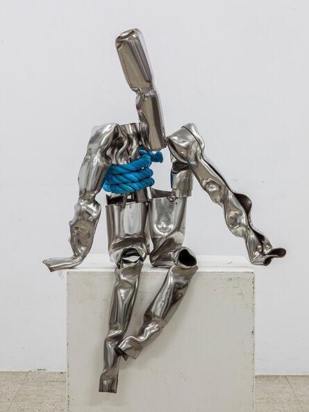 Ju Ming 朱銘, 'Living World Series-Twisted Steel', 1992