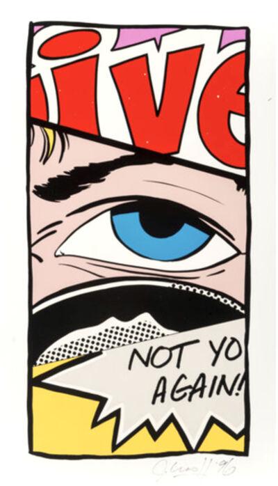 """CRASH (John """"Crash"""" Matos), 'Not You Again', 1996"""