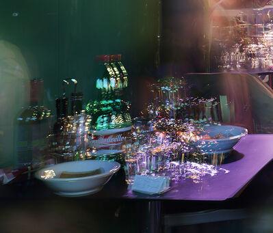 Michael Wesely, 'Mediterranean Flavour (23.00 Uhr, 14.6. - 00.51 Uhr, 15.6.2014) Ed Unica / Prova de Artista 40 x', 2014