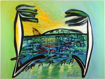 Flora Fong, 'La pecera tropical / Topical Fishbowl', 2013