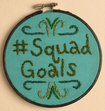 Ariella Kadosh, 'Squad Goals', 2018