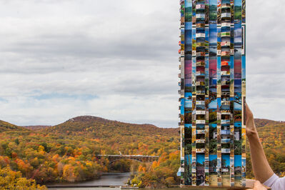 Azya Reznikov, 'Relocating Home: Westchester 3', 2016