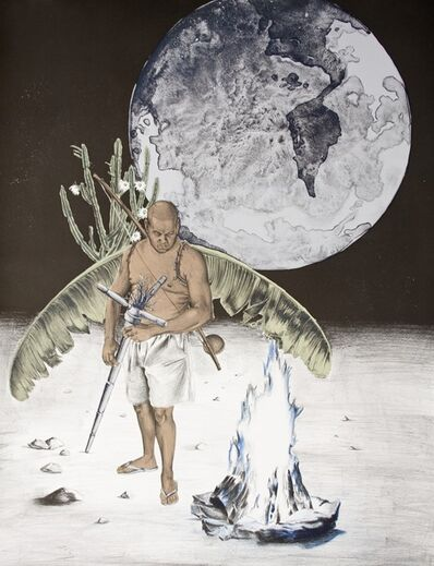 Sidney Amaral, 'The Song for Ogum', 2012