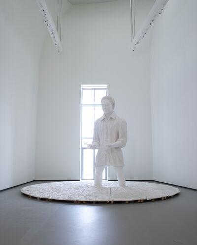 Thomas Schütte, 'Mann im Matsch', 2015