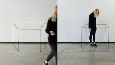 Adelina Ivan, 'Left Square, Right Square', 2020
