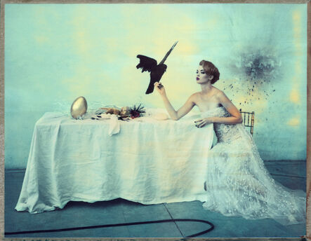 Cathleen Naundorf, 'The Last Sitting III, Elie Saab, Grand Palais, Paris, 2011 ', 2011