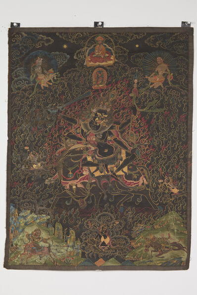 'Glorious Goddess, Shri Devi, Palden Lhamo', 19th century