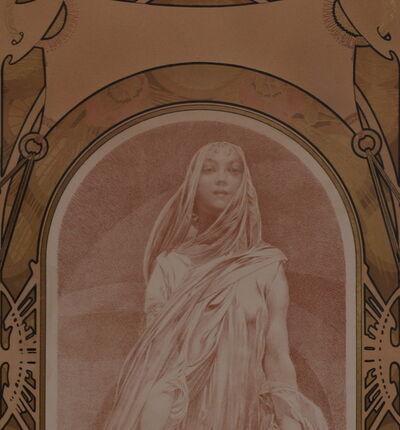 Alphonse Mucha, 'L'Année Qui Vient,', 1897