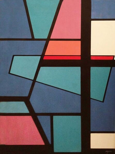 Jose Mijares, 'Untitled', ca. 1950's-1960's