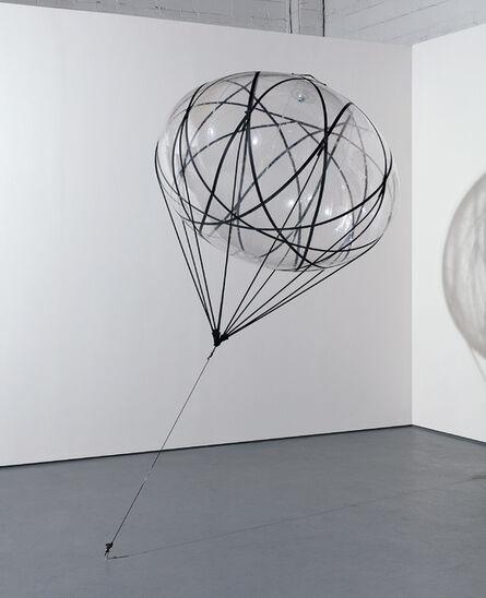 Tomás Saraceno, '1MW/Flying Garden/Air-Port-City', 2007