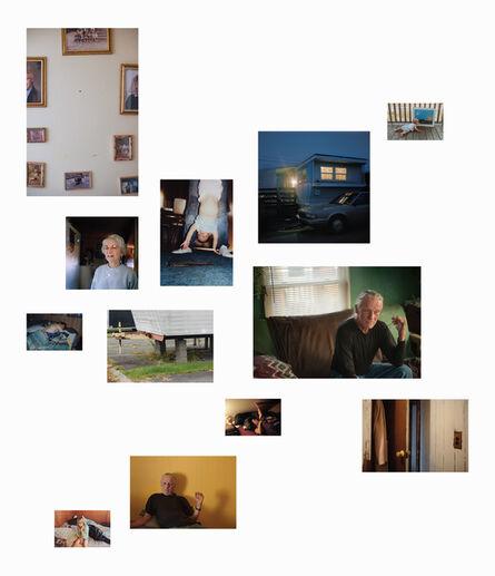 Dustina Sherbine, 'Trailer Park Series', 2013