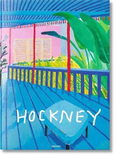 David Hockney, 'A Bigger Book', 2016