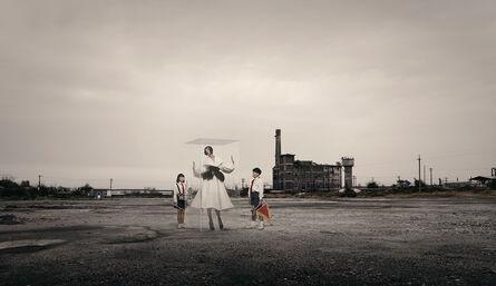 Quentin Shih, 'The Stranger in the glass box No.5', 2008