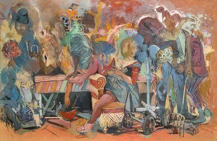 Arshak Sarkissian, 'Phantom of Liberty', 2005