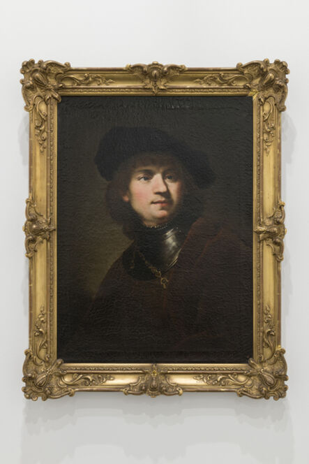 Hans-Peter Feldmann, 'Rembrandt Portrait with Squinting Eyes', 2011