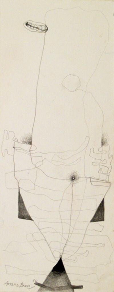 Eduardo Arranz-Bravo, 'El Dibuix 6', 2014