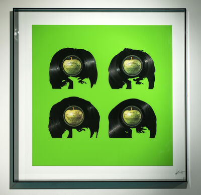 Keith Haynes, 'Fab Four', N/A