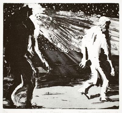 Euan Macleod, 'Night Figures', 2015