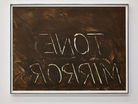 Bruce Nauman, 'Tone Mirror', 1975