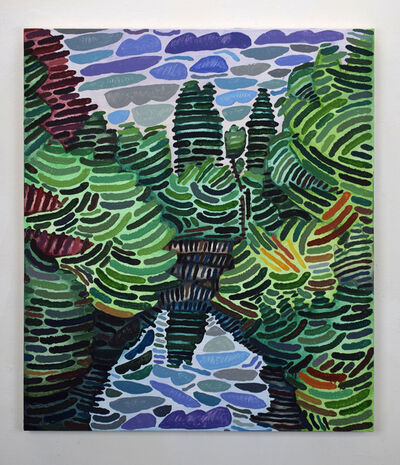 Howard Fonda, 'Untitled  (Crystal Springs Creek)', 2021