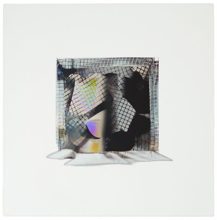Larry Bell, 'SMS #262', 1992