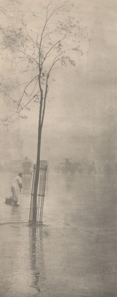 Alfred Stieglitz, 'Spring Showers', 1900