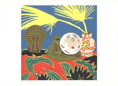 Hunt Slonem, 'Crystal Ball', 1980