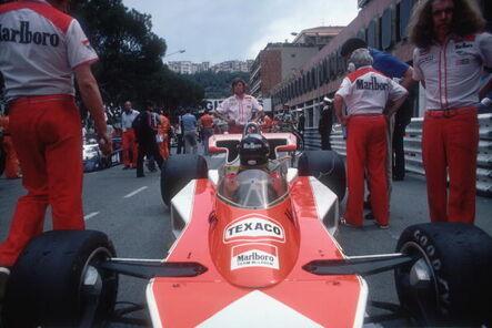 Slim Aarons, 'Monaco Grand Prix', 1977