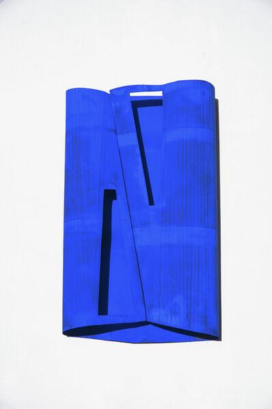 Manfred Müller, 'Blue Prelude #1', 2021