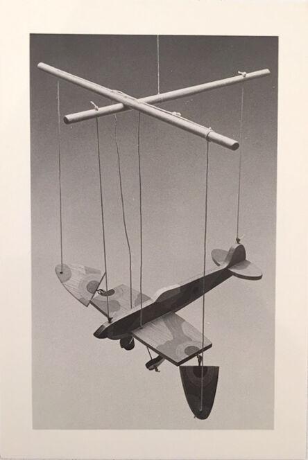Ian Hamilton Finlay, 'Marionette 2', 1978