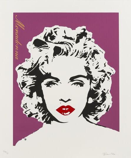 Bambi, 'Madonna (Set of Four)', 2013