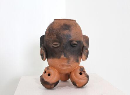 John Donovan, 'TriPod Head Vessel 1', 2017