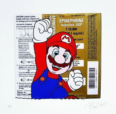 Ben Frost, 'Super Mario Artist Proof ', 2018