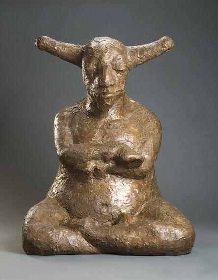 Giuseppe Palumbo, 'Zen Bull', 2019