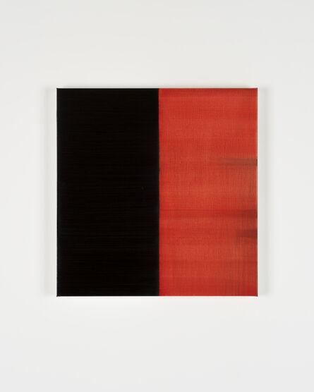 Callum Innes, 'Untitled Lamp Black No 1', 2019