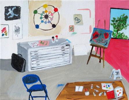Polly Allison Shindler, 'Studio', 2017