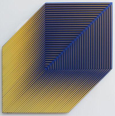 Alberto Biasi, 'Le parole sono un'altra cosa? Rumori e silenzi articolati', 1975