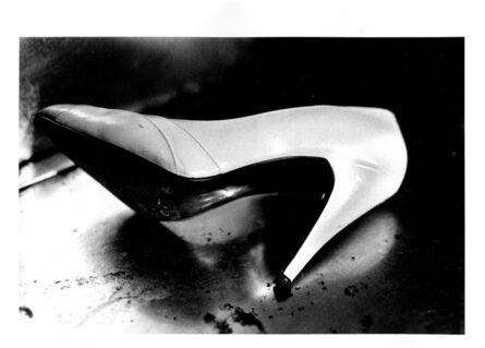 Daido Moriyama, 'High Heel, Nakano- ku, Tokyo from Lettre à St. Loup, 1990', 2021