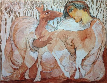 Saad Ali, 'Lovely', 2016