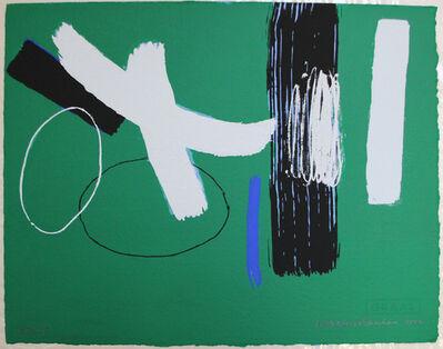 Wilhelmina Barns-Graham, 'Millennium Series Green', 2000